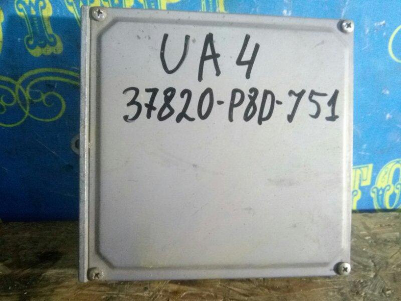 Блок управления двс Honda Inspire UA4 J25A