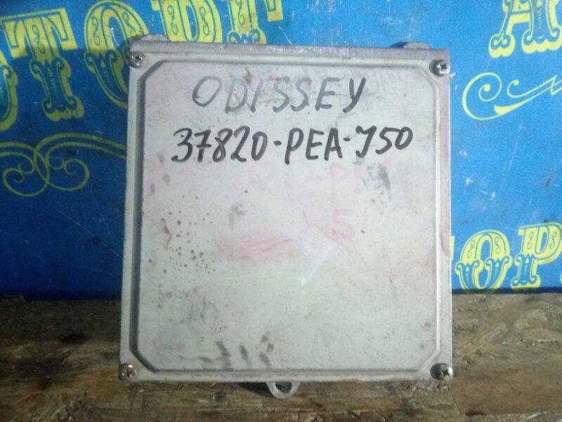 Блок управления двс Honda Odyssey RA4 F23A