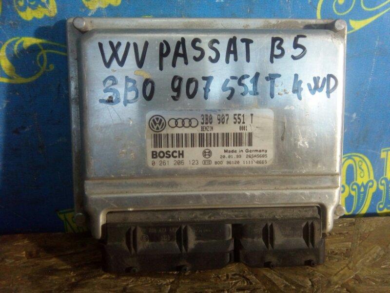 Блок управления двс Volkswagen Passat B5 APR