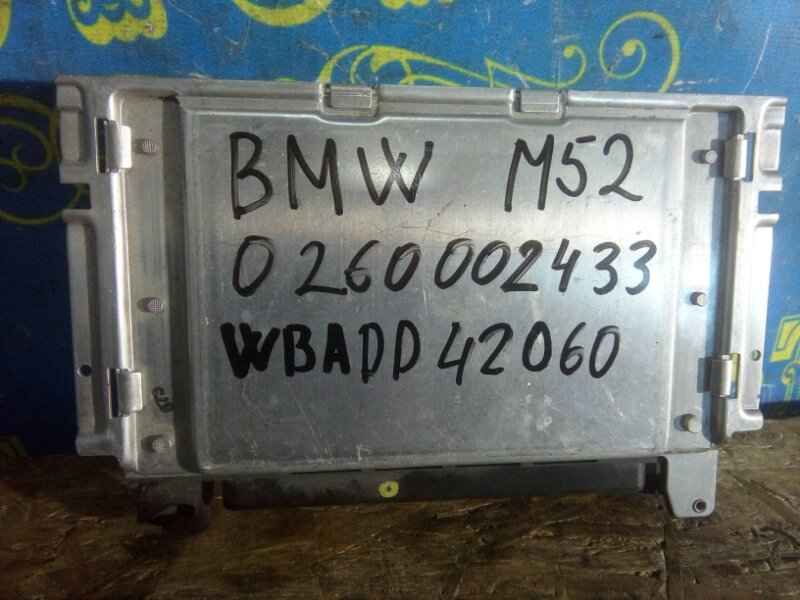 Блок управления акпп Bmw 5 Series E39 M52B28
