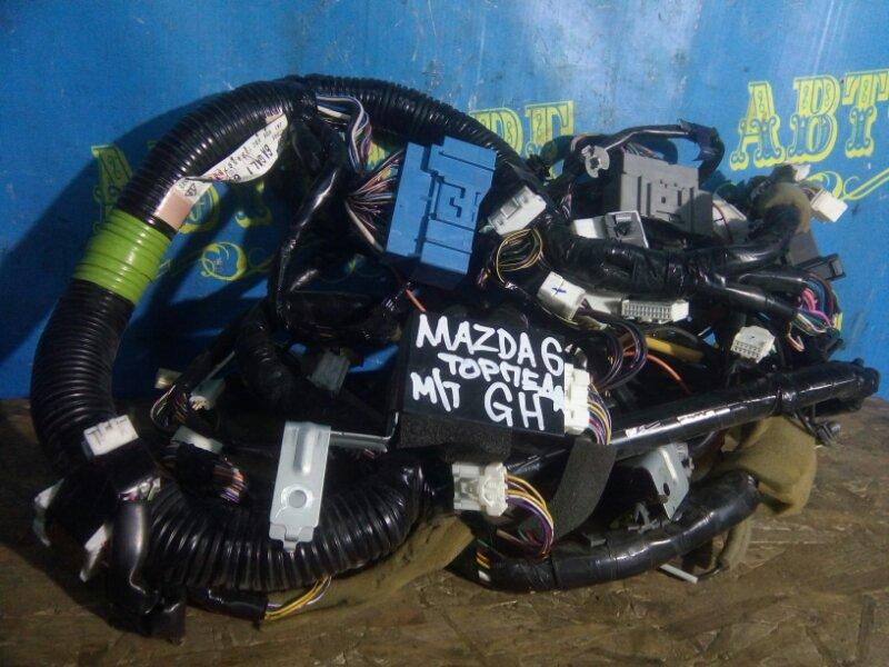Проводка под торпеду Mazda 6 GH LF17 2008