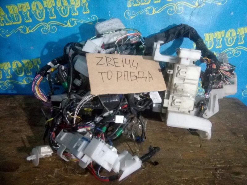 Проводка под торпеду Toyota Corolla Fielder ZRE144 2ZR