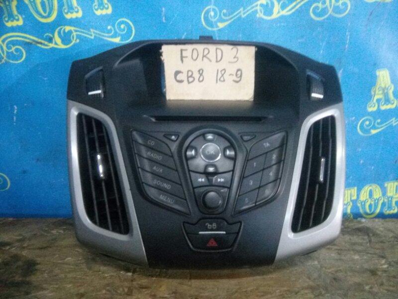 Магнитофон Ford Focus 3 CB8 PNDA 2012