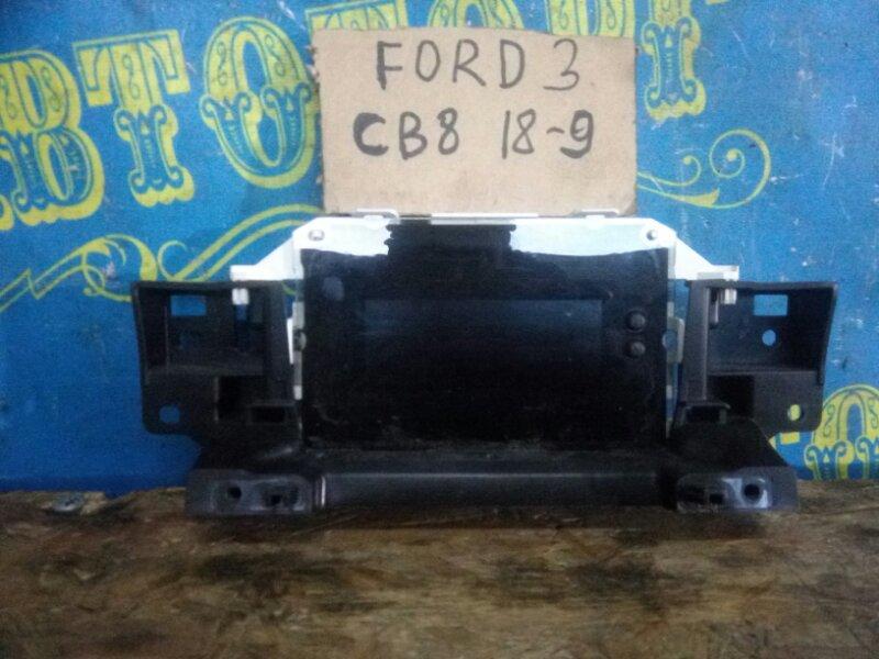 Часы Ford Focus 3 CB8 PNDA 2012