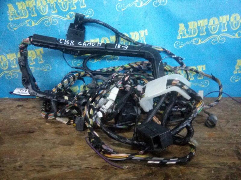 Проводка салона Ford Focus 3 CB8 PNDA 2012