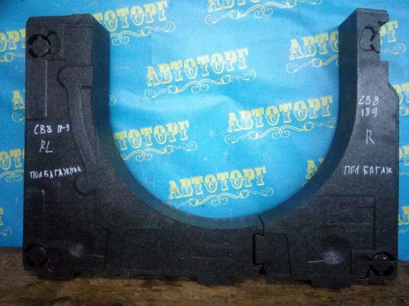Пол багажника пластик Ford Focus 3 CB8 PNDA 2012