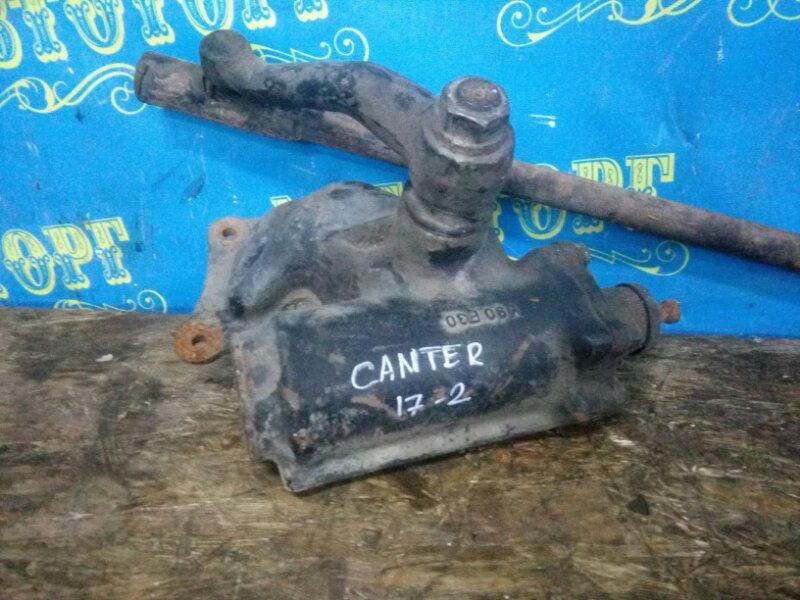 Рулевой редуктор Mitsubishi Canter FE637ET 4D33 1997