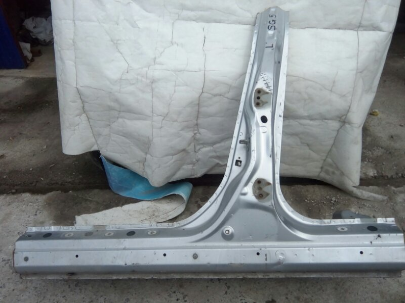 Порог Subaru Forester SG5 левый