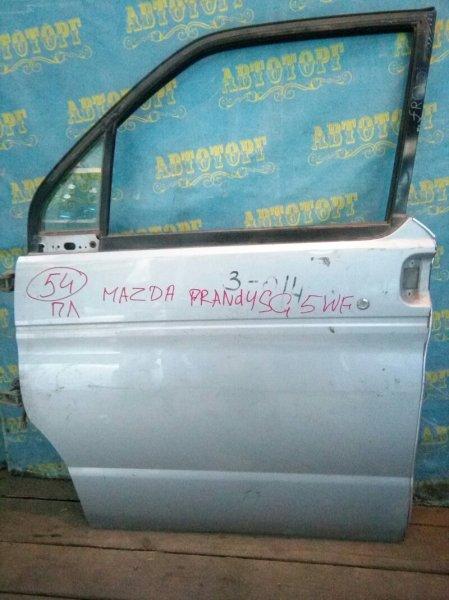 Дверь Mazda Bongo Friendee SG5W передняя левая