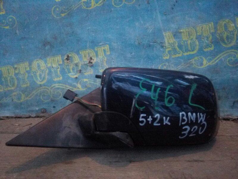 Зеркало Bmw 3 Series E46 переднее левое