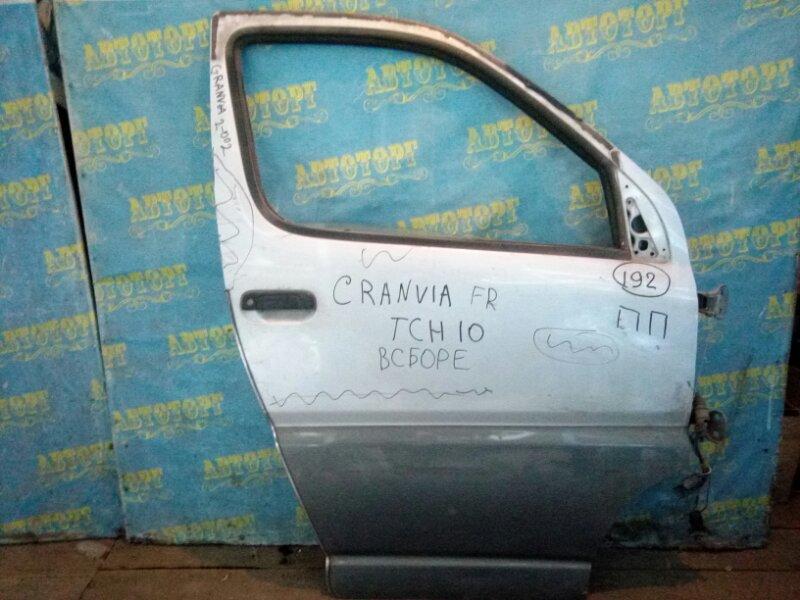 Дверь Toyota Granvia KCH10 передняя правая