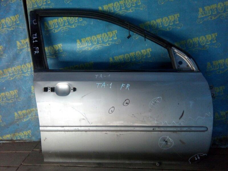 Дверь Honda Avancier TA1 передняя правая