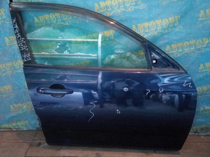 Дверь Mazda Axela BK ZY 2004 передняя правая