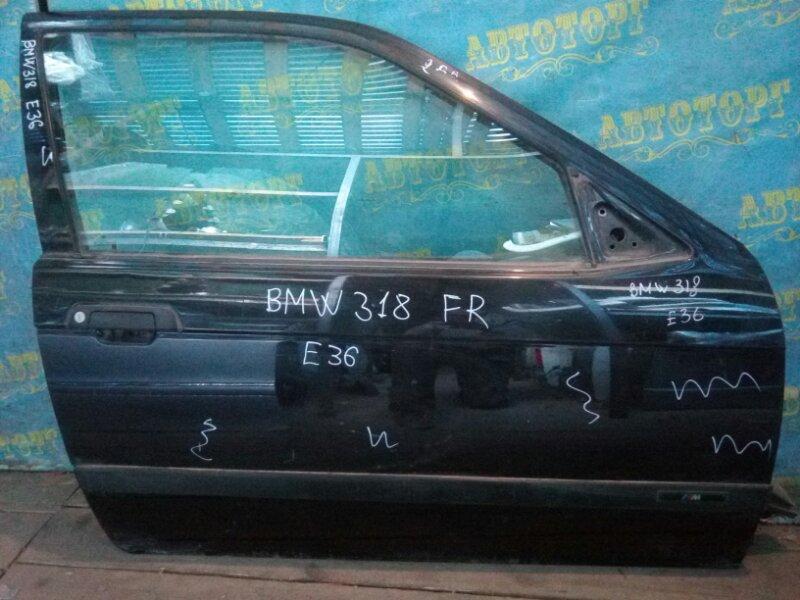 Дверь Bmw 3 Series E36 передняя правая