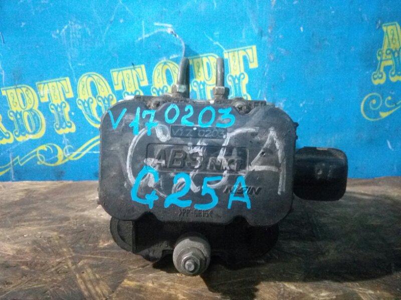 Блок abs Honda Inspire UA2 G25A