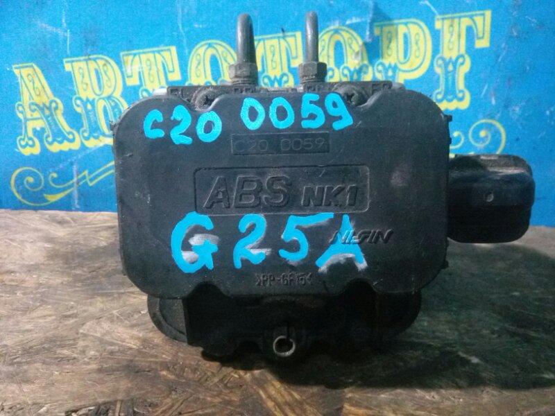Блок abs Honda Saber UA2 G25A