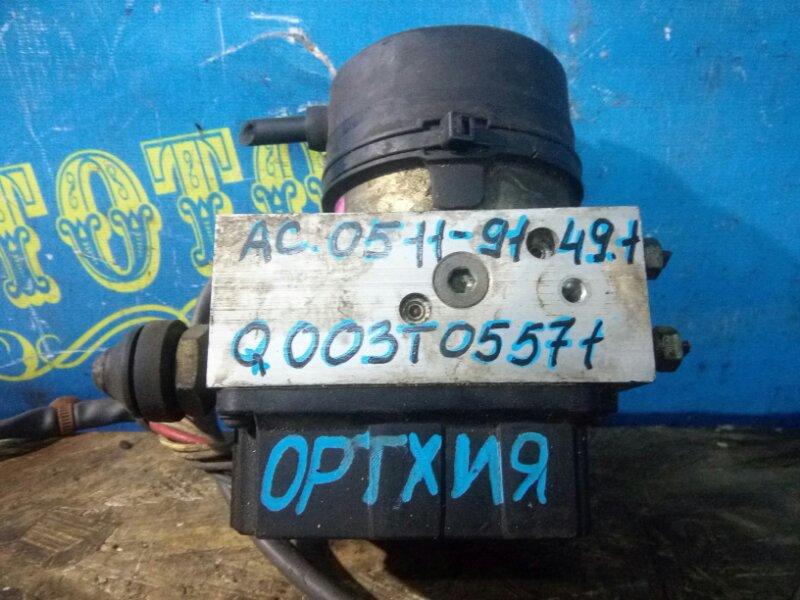 Блок abs Honda Orthia EL2 B20B