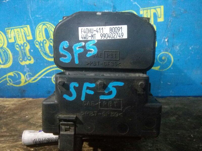Блок abs Subaru Forester SF5