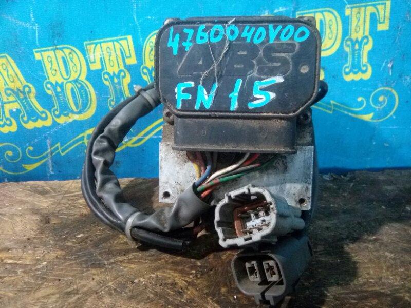 Блок abs Nissan Pulsar FN15 GA15