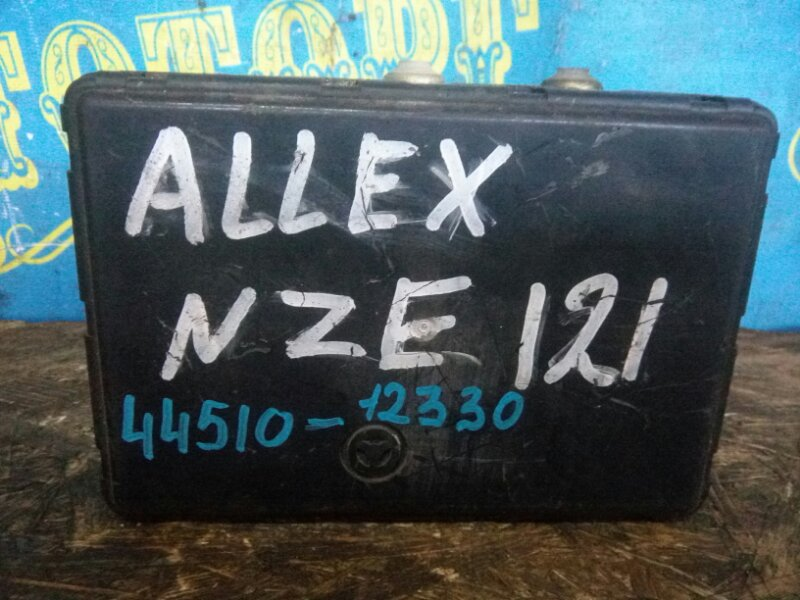Блок abs Toyota Allex NZE121
