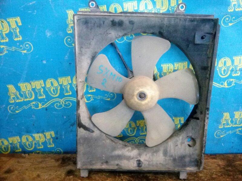 Диффузор радиатора Toyota Ipsum SXM10 3S правый