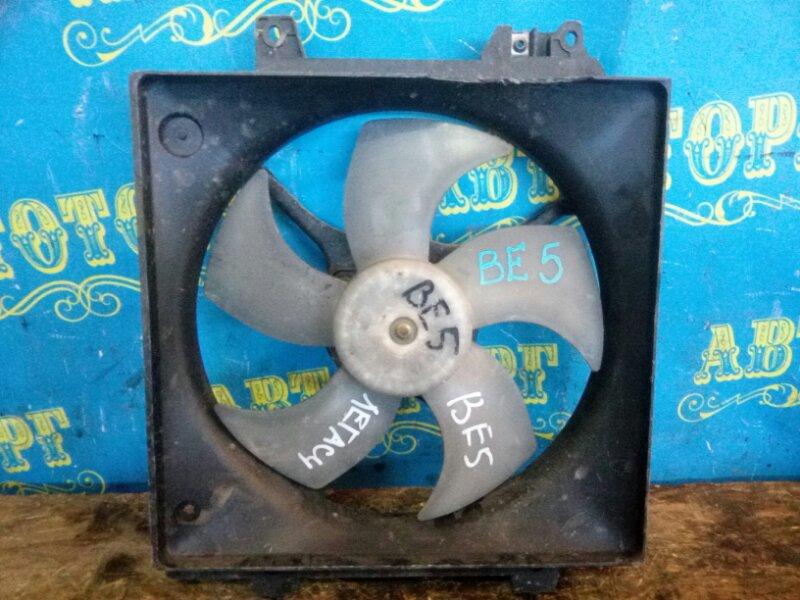 Диффузор радиатора Subaru Legacy BE5 правый