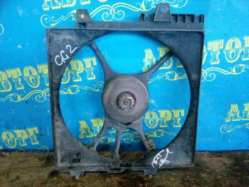 Диффузор радиатора Subaru Impreza GG2 EJ15