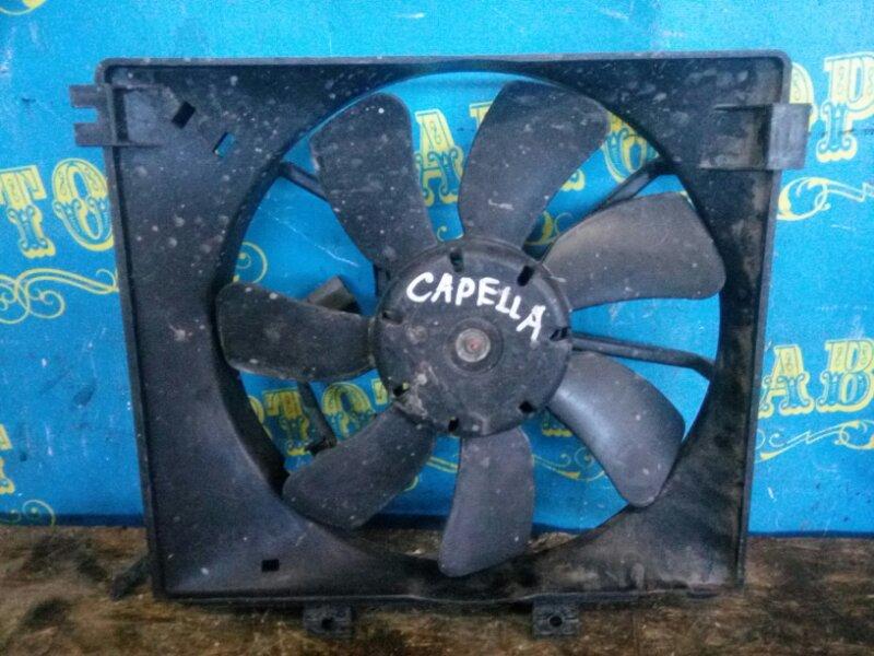 Диффузор радиатора Mazda Capella GW8W