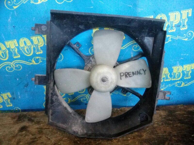 Диффузор радиатора Mazda Premacy CP8W