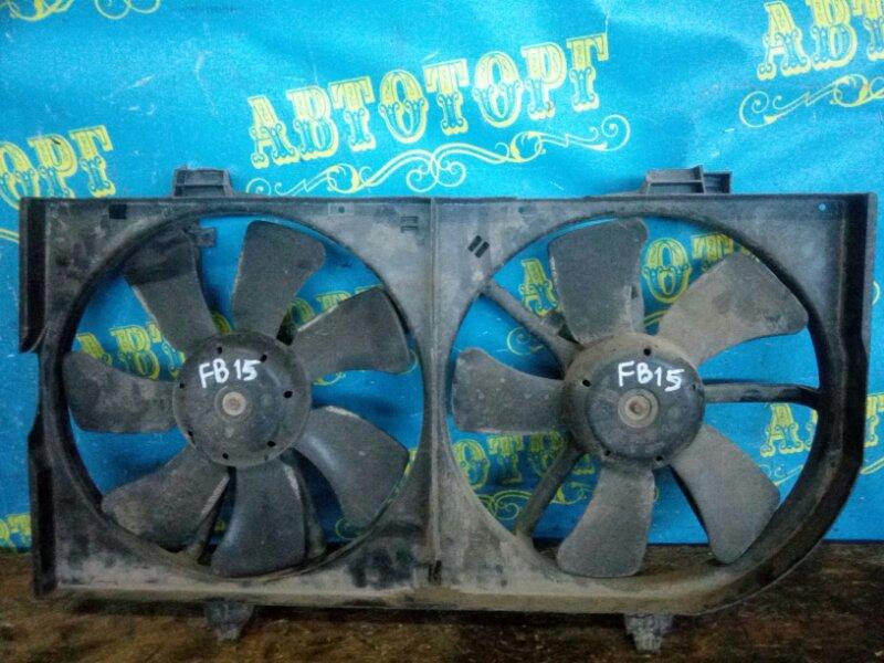 Диффузор радиатора Nissan Sunny FB15 QG15