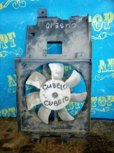 Диффузор радиатора Nissan Cube AZ10