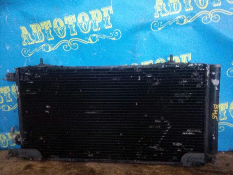 Радиатор кондиционера Subaru Legacy BH5 EJ20