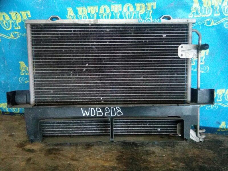 Радиатор кондиционера Mercedes Clk-Class W208 112