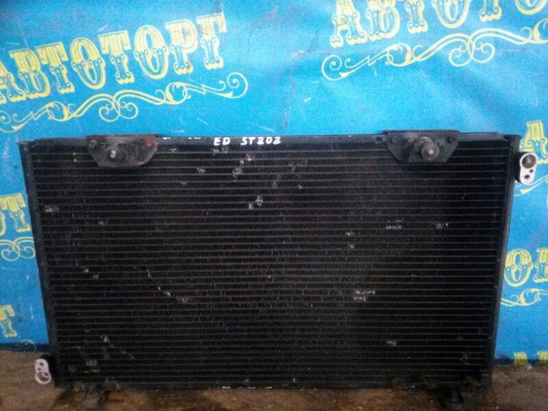 Радиатор кондиционера Toyota Carina Ed ST202 3S