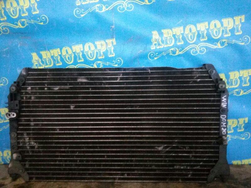 Радиатор кондиционера Toyota Windom MCV21