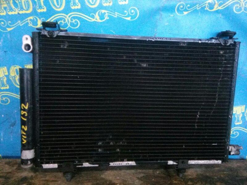 Радиатор кондиционера Toyota Vitz SCP10 1SZ