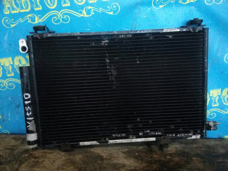 Радиатор кондиционера Toyota Vitz NCP10