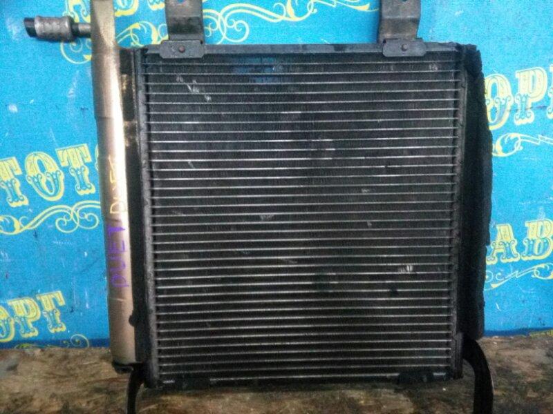 Радиатор кондиционера Toyota Duet M100A EJ