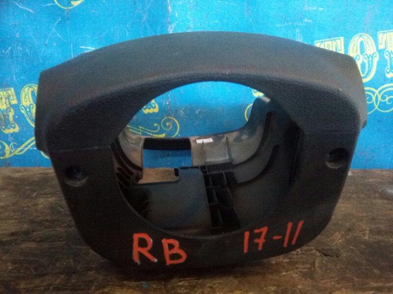 Кожух рулевой колонки Hyundai Solaris RB G4FC 2013