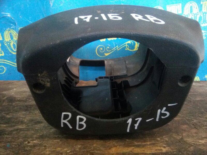 Кожух рулевой колонки Hyundai Solaris RB G4FC 2012