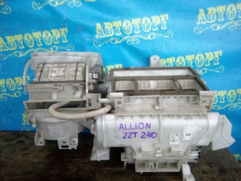 Корпус печки Toyota Allion ZZT240 1ZZ