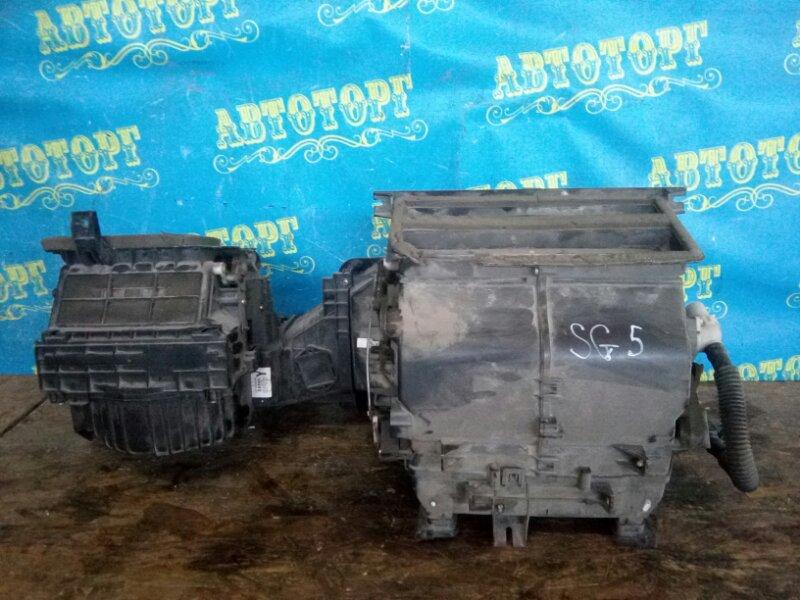 Корпус печки Subaru Forester SG5