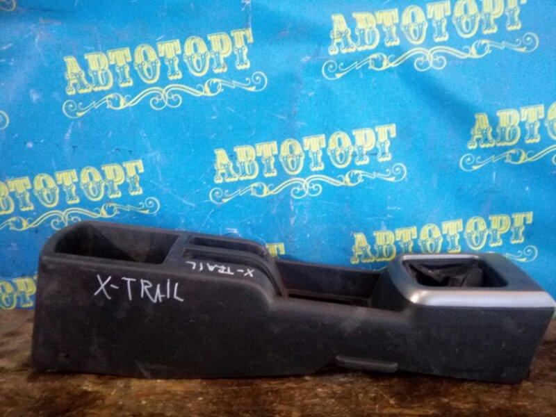 Бардачок между сиденьями Nissan Xtrail NT30
