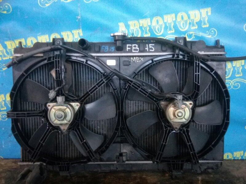 Радиатор основной Nissan Sunny FB15