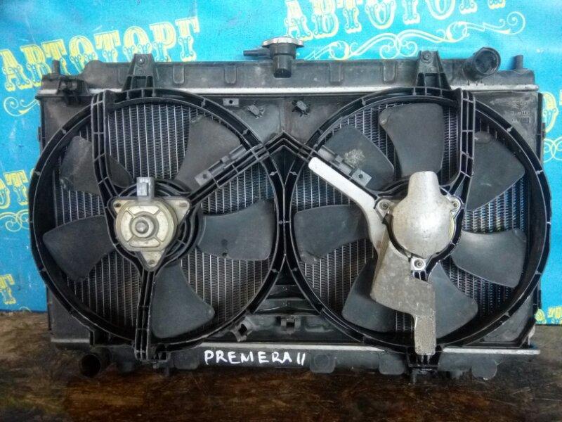 Радиатор основной Nissan Primera P11