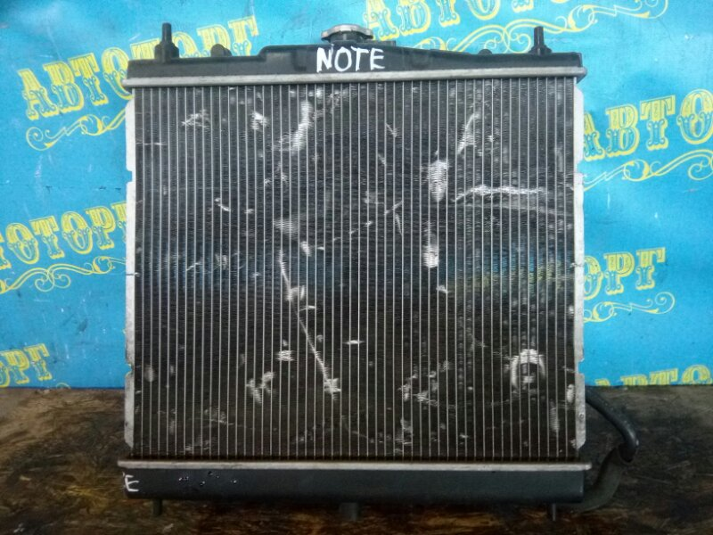 Радиатор основной Nissan Note E11