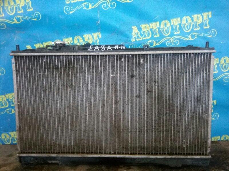 Радиатор основной Mitsubishi Galant EA3A 4G64 2002