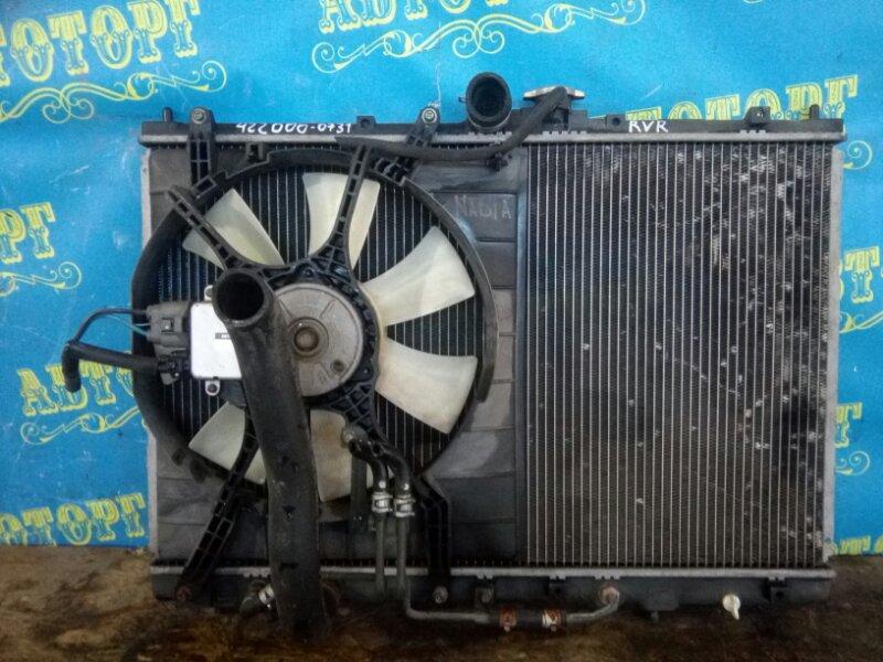 Радиатор основной Mitsubishi Rvr N71W 4G93
