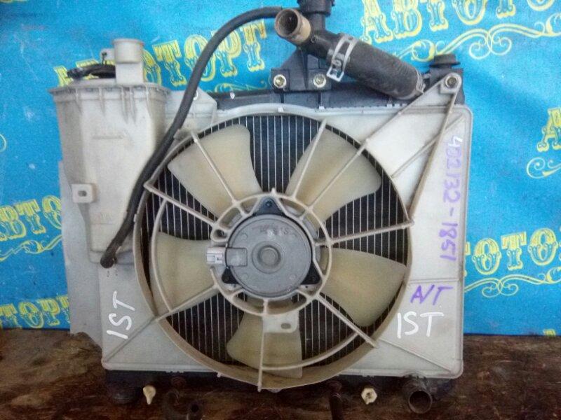 Радиатор основной Toyota Ist NCP60 2NZ