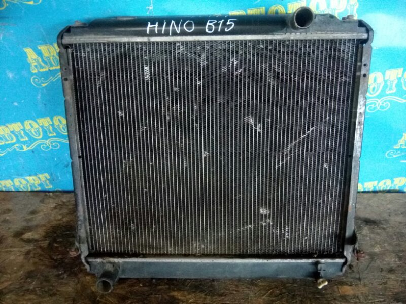 Радиатор основной Hino Ranger BU212 15B 1997